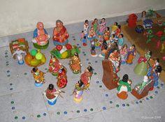 a part of golu by Jeevan Kumar, via Flickr