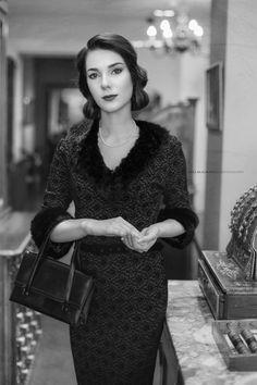 Pharmacy, Vintage Ladies, Vogue, Portrait, Lady, Style, Fashion, Swag, Moda