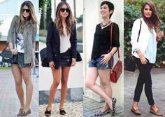 Sapato de oncinha: como usar o sapato que transforma o seu look - Dicas de Mulher