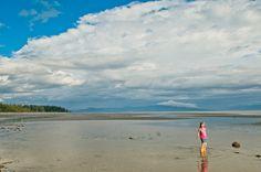 Rathtrevor Beach, Parksville, BC