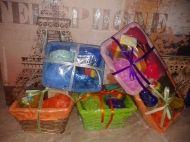 Σετ δώρου με σαπουνάκια Raw Materials, Organic, Create, Products, Raw Material, Gadget