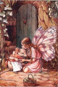 I love faeries