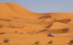 Pick up far le dune dell'Erg Chebbi