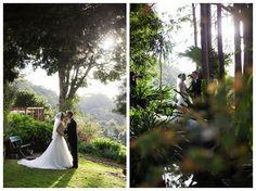 Mt Tamborine Wedding St Bernard S