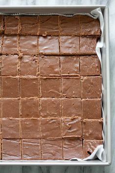 Perfect Chocolate Fudge - Tastes Better From Scratch Homemade Fudge, Homemade Candies, Homemade Chocolate, Chocolate Recipes, Fudge With Evaporated Milk, Evaporated Milk Recipes, Fudge Recipes, Candy Recipes, Oh Fudge