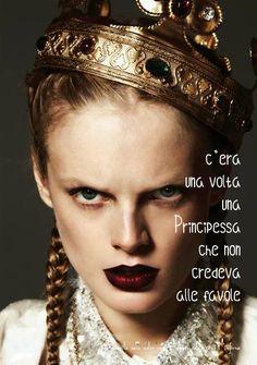 Nero come la notte dolce come l'amore caldo come l'inferno: C'era una volta una Principessa che non credeva al...