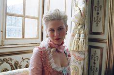 Kirsten Dunst in Marie Antoinette, 2006.
