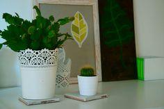 My zen zone. #bedroom #room #cactus #diy #zen