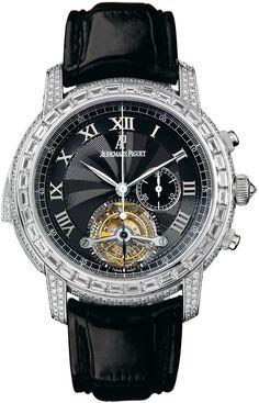 Audemars Piguet Jules Audemars Tourbillon Chronograph Minute Repeater $493,000