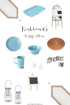 Comfy Cozy Couture + Kirkland's Gifts for Mom | Mother's Day gifts