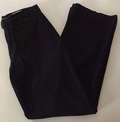Not Your Daughters Jeans Black Women's Jeans Sz 12P EUC Petite NYDJ - 163 #NotYourDaughtersJeans #Relaxed