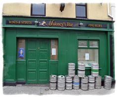 Maloneys Claremorris - Click pub photo image above to purchase your #Pubs of #Ireland Photo Print with PayPal. You do not need a PayPal account to purchase photo. Pubs of Ireland photos are perfect to display in any sitting room, family room, or den to celebrate a family's Irish heritage. $9.00 (plus $5 shipping & handling in USA)