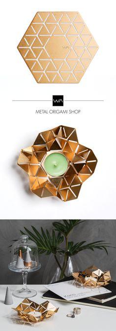 Nordic Style Geometric Shape Ceramic Candle Holder Innovative Retro Style Ho 3I5