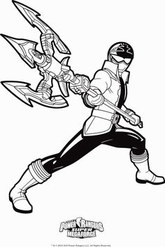Find This Pin And More On Coloriage Power Rangers By Marjolaine Grange