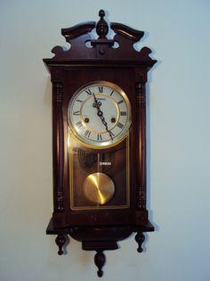 Relógio De Parede Carrilhão Novo - Marca Herweg