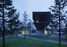 #architecture : Hoki Museum / Nikken Sekkei