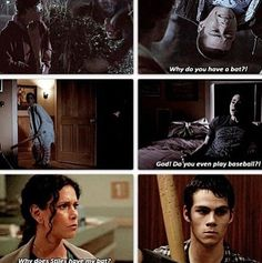 Stiles face pretty much just said I am tried if having this swung at me so know I am going to us it and he is also very salty about how much people us it against him