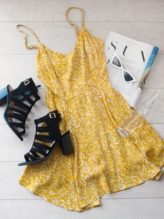 Walking On Sunshine Dress #lovepriceless