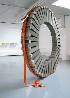 Vincent Ganivet - Cinderblocks