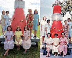 'The Astronaut Wives Club' post-'Launch' review: space history vs. Hollywood | collectSPACE The one on the right's the real one.