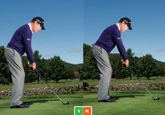 Tom Watson: Don't reach for the ball: Golf Digest