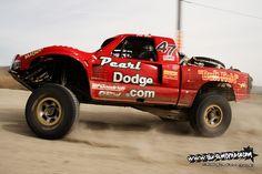 Jim Bult Trophy Truck, Off Road Racing, Dodge, Monster Trucks, Vehicles, Modern, Dirt Track Racing, Car, Vehicle