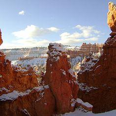 25 gorgeous winter wonderlands | Bryce Canyon National Park, UT | Sunset.com