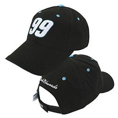 Carl edwards for the nascar race...bling :) This is my hat that i have