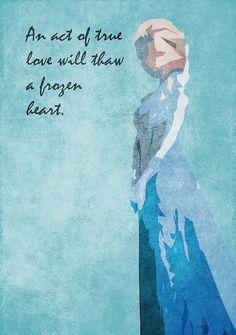 Frozen inspired design (Elsa).