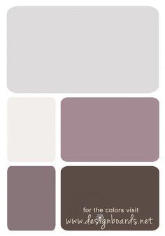 LondonSmoke-SnowyMount-Amethyst-ChooChoo-Sarsaparilla Aubergine color palette