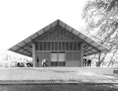 Escuelita Buganvilia | CÚRE & PENABAD Architecture and Urban Design; Photo: Waseem Syed | Archinect