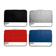 """The Pantone colour chart must feature regularly in every designer's dreams (or nightmares) and can now be seen protecting your Macbook Pro 13"""". Monaco based brand Case Scenario has teamed up with Pantone Universe to create four laptop cases, featuring …"""