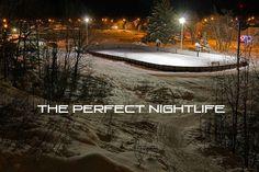 Hockey...the perfect nightlife