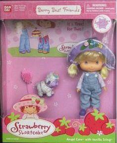 Strawberry Shortcake Characters, Vintage Strawberry Shortcake, Reborn Dolls, Blythe Dolls, Barbie Dolls, Childhood Toys, Childhood Memories, Dream Doll, Rainbow Brite
