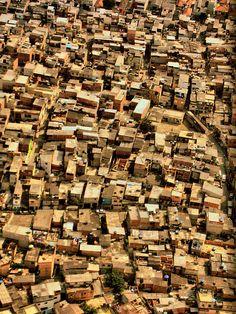 Favela Heliopolis, São Paulo, March 2008