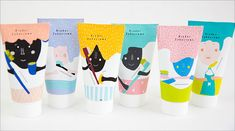 Zahncreme-fur-Kinder-tooth-paste-packaging-for-kids-3