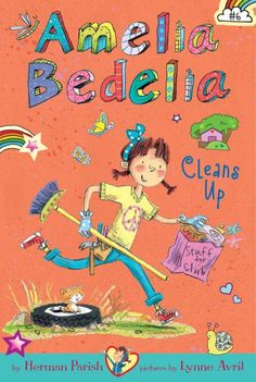 Discovering a giant oak tree in a vacant lot, Amelia Bedelia and her friends clean up the lot and build a wonderful treehouse only to see the lot put up for sale, in a story complemented by a guide to idioms used in the story.