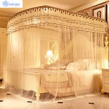 Luxury Foldable Mosquito Nets for Bed Students Insect Net Mosquito Netting Curtains 3 Openings for Double Bed $US $83.90 & FREE Shipping // http://fishinglobby.com/luxury-foldable-mosquito-nets-for-bed-students-insect-net-mosquito-netting-curtains-3-openings-for-double-bed/ #braidedfishinglines