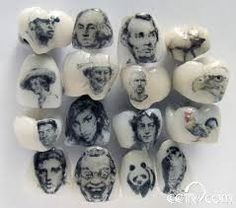 Image result for tooth art