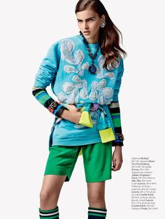 for marie claire brazil april 2014