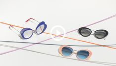 Lookbook | 3D-Printed Eyewear | Materialise Eyewear Brands, New Construction, 3d Printing, Printed, Impression 3d, Prints