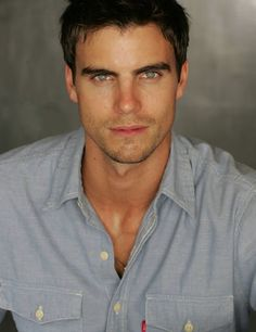 Colin Egglesfield from the movie Something Borrowed. Yummm!