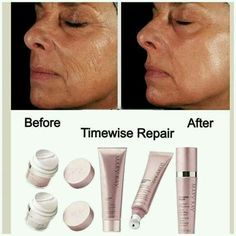 Mary Kay Timewise Repair makes a difference. Dianne Boles 316.323.9760