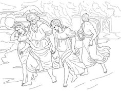 the illustration of the degrading of women in the story of sodom and gomorrah Women's ministry home  as you read the story of lot in genesis 19, the same  question arises:  is a sign that god has given that society over to degrading  passions (rom  with a colleague about the destruction of sodom and  gomorrah  what's new sermon illustrations faqs daily bible reading.