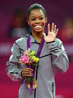 I do gymnastics she is my fav and she inspires me so much!<3:)