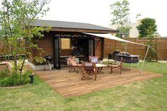 家は道具。モノではなくコトとしての小屋「IMAGO」で、世の中を面白く(BESSがつくる小屋) | スミカマガジン | SuMiKa Outdoor Spaces, Outdoor Living, Outdoor Decor, Japanese Style House, Buying A New Home, Home Landscaping, Selling Your House, Backyard Projects, House Layouts
