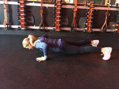 Strength Moves for Runners: the Push Up http://anothermotherrunner.com/?p=32398