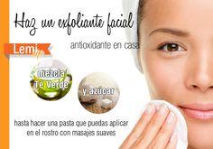 #Tip de belleza para hacer un #exfoliante que además es #antioxidante.  http://lemi.com.mx #belleza #bienestar
