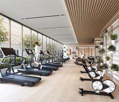 photo of avenue on 7 condos  home gym design gym decor