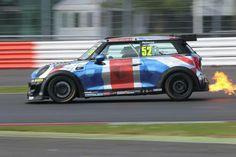 Mini Challenge British GT Championships Silverstone